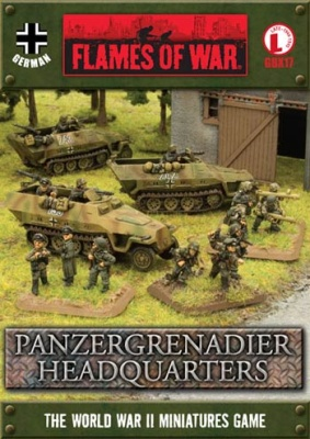 PZgrenadier Command (Small Box)