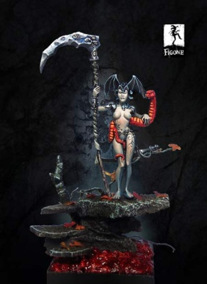 Malekys, Queen of Death