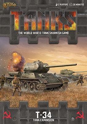 Soviet T-34 / T-34/85 - TANKS Erweiterungspack deutsch