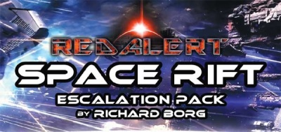 Red Alert:Space Rift Escalation Pack