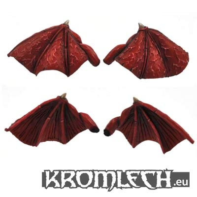 Small Leathery Wings (3 pair)