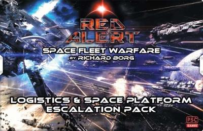 Red Alert:Logistics & Space Platform Escalation Pack