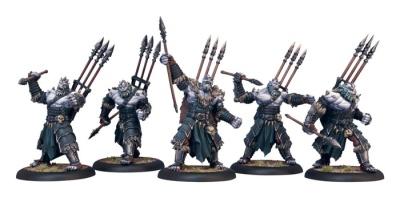 Legion of Everblight Warspears Unit Box