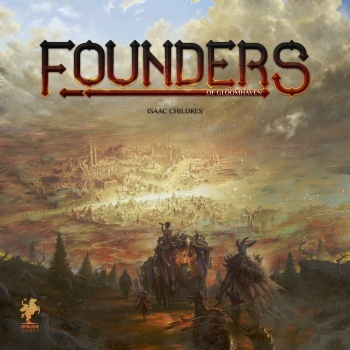 Founders of Gloomhaven -englisch-