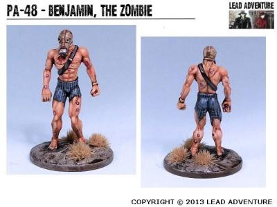 Benjamin, The Zombie (1)