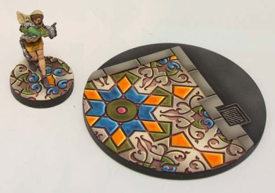 Arabesque Bases 70mm (1)