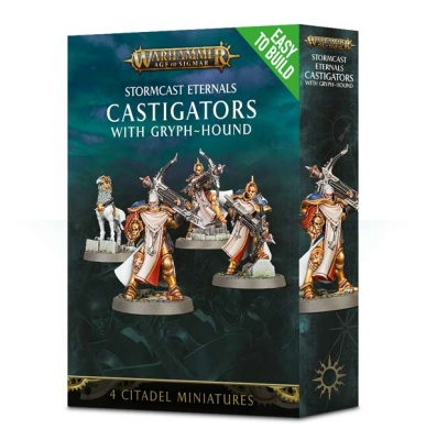 Easy to Build: Castigators with Gryph Hounds