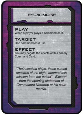 Scourge Command Cards (english)