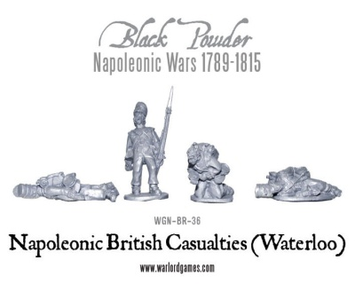 Napoleonic British Casualties (Waterloo) (12)