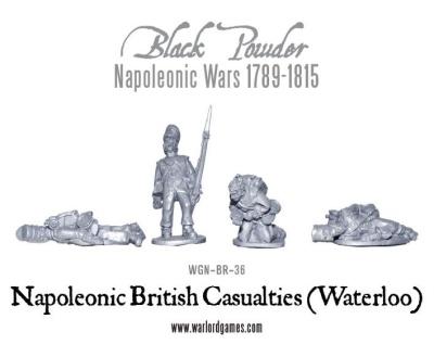 Napoleonic British Casualties (Waterloo) (12)