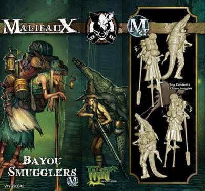 Bayou Smugglers (2)