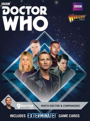 Ninth Doctor & Companions (5)