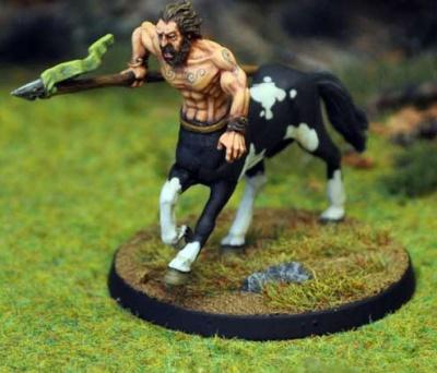 Centaur with Lance