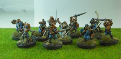 Blight Haven Barbarian Warriors (10)