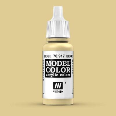 Model Color 008 Senfgelb (Beige) (917)