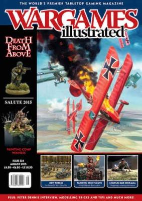 Wargames Illustrated Nr 334