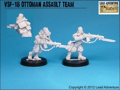 Ottoman Assault Team (2)