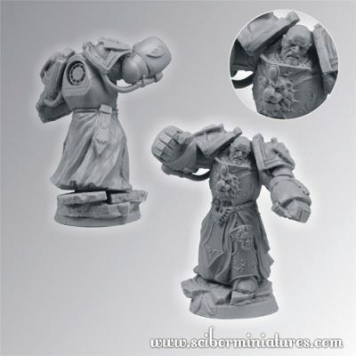 Roman Legionary Veteran #4 (1) (OOP)