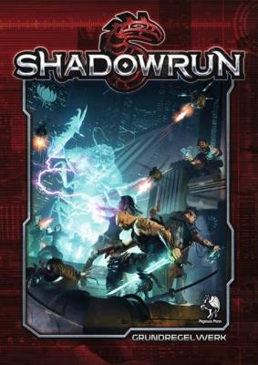 Shadowrun Regelbuch, 5. Edition (Hardcover)