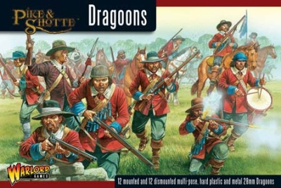 Pike and Shotte Dragoons (24)