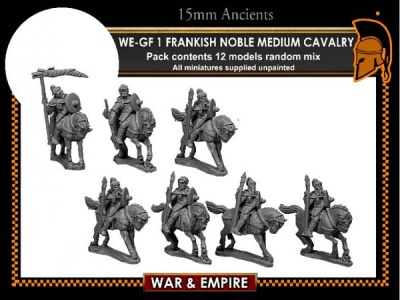 Frankish Noble Medium Cavalry