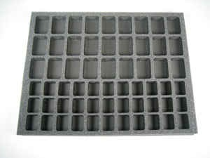 FOW 27 Troop & 33 HQ Foam Tray