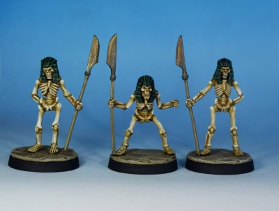 Dark Tower Skeletons (3)