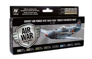 Model Air: Soviet Air Force VVS 1943 to 1945 Great Patriotic