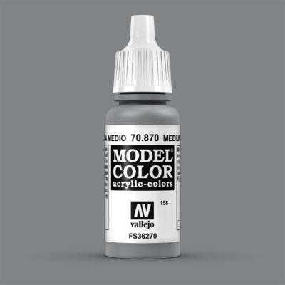 Model Color 158 Mittelgrau (Medium Sea Grey) (870)