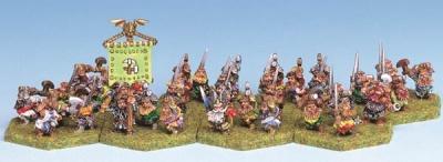 Clan Veterans (40)