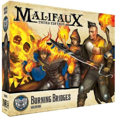 Malifaux (M3E): Burning Bridges