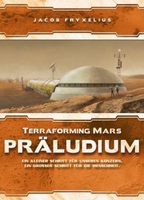 Terraforming Mars: Präludium dt.