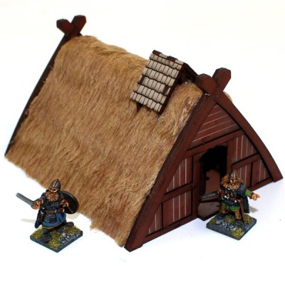 Norse Workshop/Hovel (15mm)