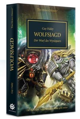 Horus Heresy 49: Wolfsjagd (Taschenbuch)
