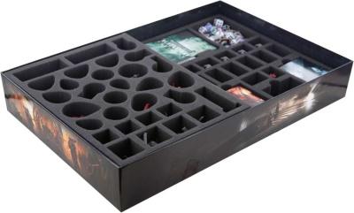 Schaumstoff für Warhammer Quest: Blackstone Fortress Box