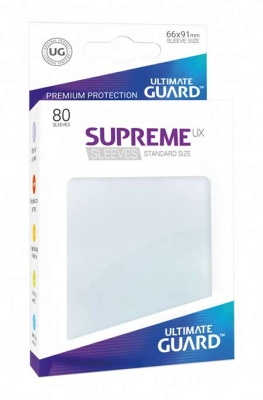 Supreme UX Sleeves Standard - Frosted (80)