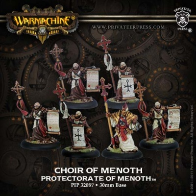 Choir of Menoth (6)