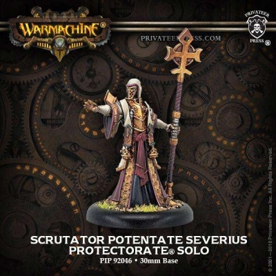 Journeyman Potentate Severius