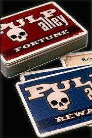 PULP ALLEY - Fortune Deck