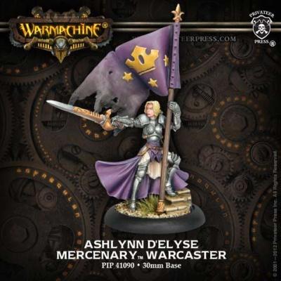 Ashlynn D'elyse Warcaster (Variant)