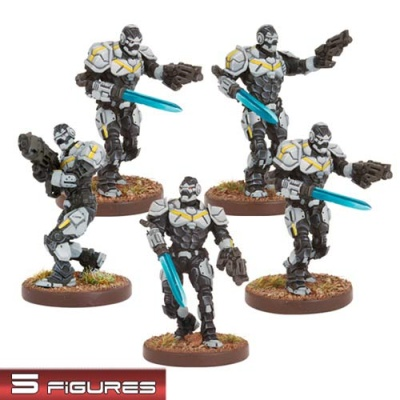 Enforcers Assault Team (5)