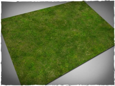 Game Mat - Grass 6x4