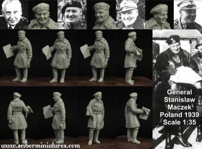 1:35 General Stanislaw Maczek 1939 (1)