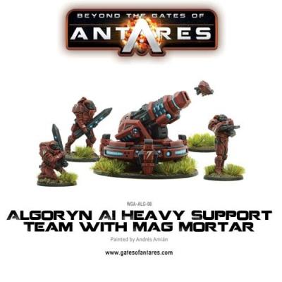 Algoryn Mag Mortar