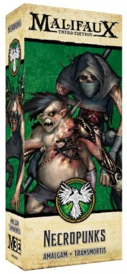 Malifaux (M3E): Necropunks
