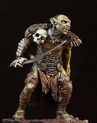Goblin Kizin Sharpblade