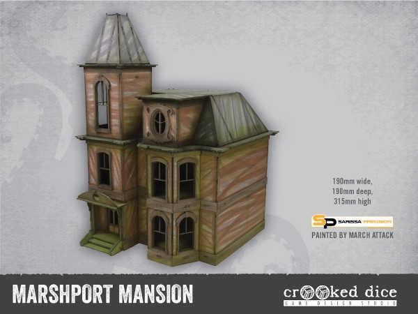 Marshport Mansion