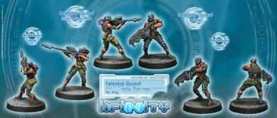 Celestial Guard (Spitfire, Multi Sniper) (YJ)