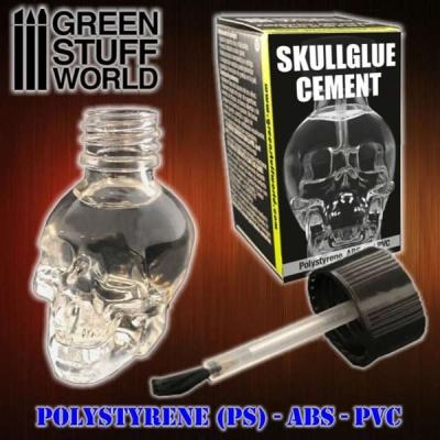 SkullGlue Cement for plastics