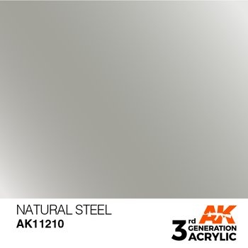 Natural Steel 17ml